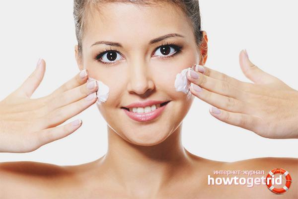 Крема для кожи лица