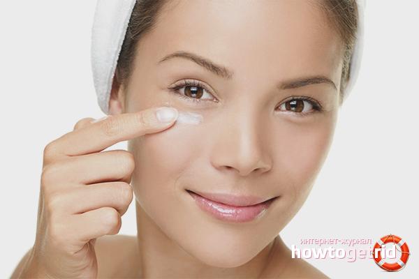 Крема для кожи вокруг глаз