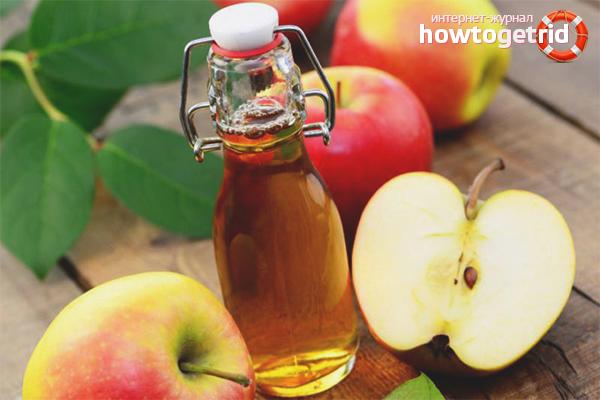 Технология приготовления яблочного уксуса