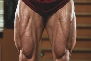 Как мужчине накачать ноги