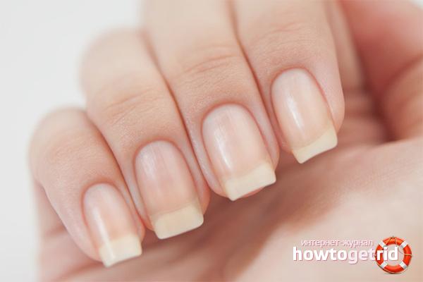 Как отполировать ногти