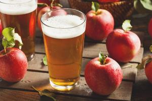Как приготовить сидр из яблок