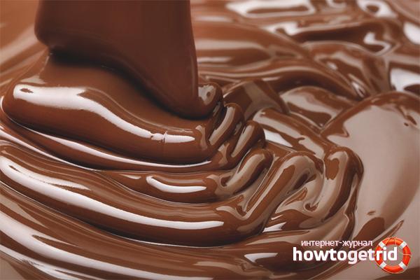 Как растопить шоколад