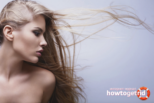 Как решить проблему электризации волос