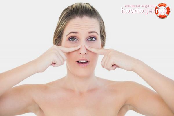 Избавиться от горбинки на носу в домашних условиях