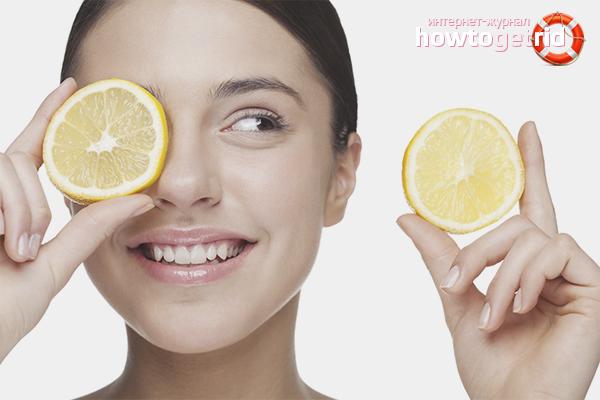 Лимон от постакне