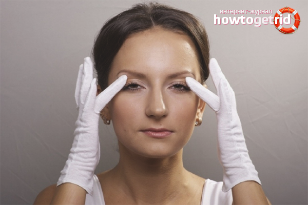 Профилактические меры от покраснения глаз