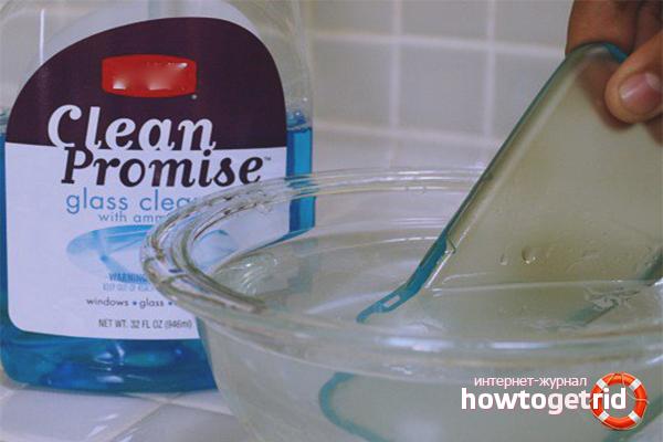 Эффективные способы очистки силиконового чехла