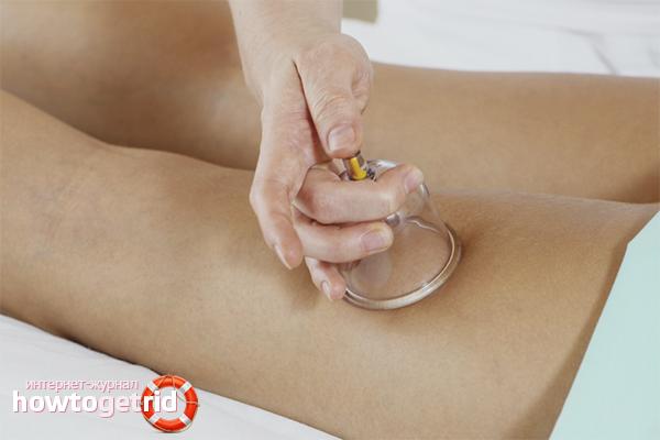 Антицеллюлитный массаж от гусиной кожи