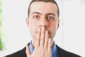 Как избавиться от запаха алкоголя изо рта