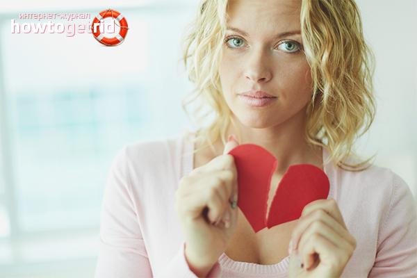 Как начать новую жизнь после развода: 8 шагов