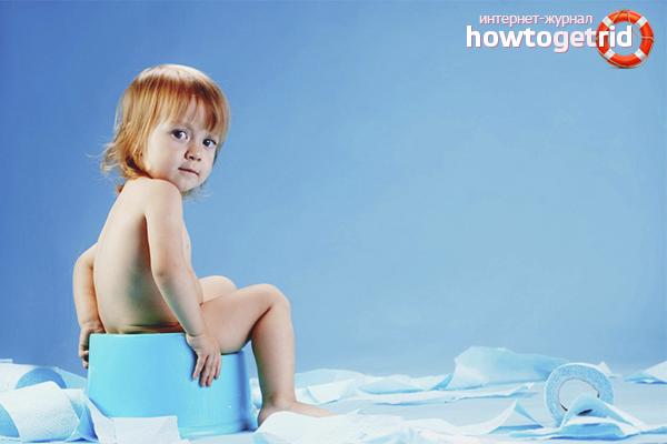 Как научить ребенка проситься на горшок самостоятельно