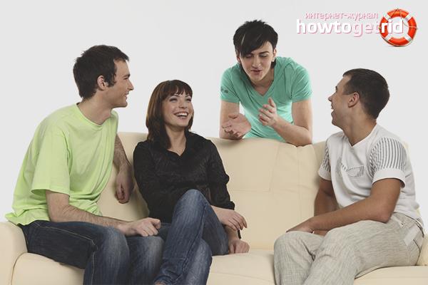 Как стать общительным и интересным человеком