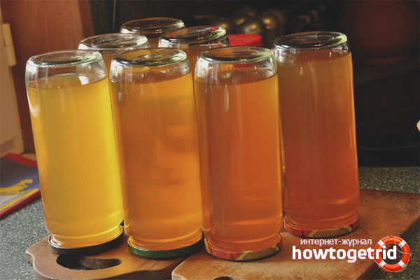 Как законсервировать яблочный сок на зиму