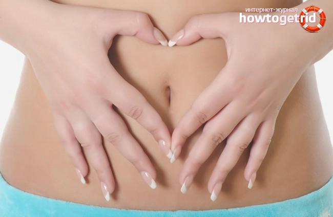 Как самостоятельно заставить работать кишечник