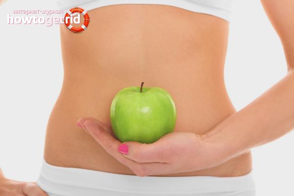 Питание для здорового кишечника