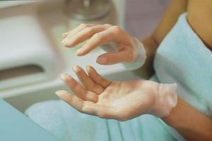 Как делать парафиновые ванночки для рук
