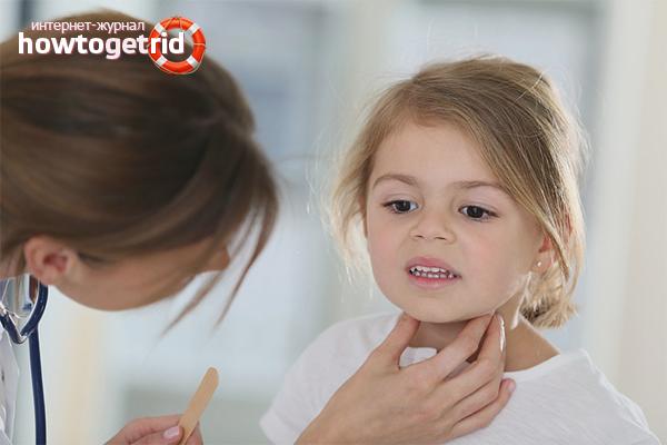 Как лечить осипший голос у ребенка