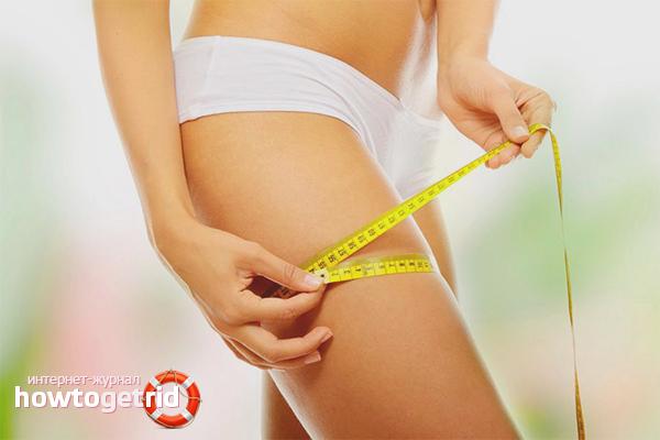 как похудеть в нижней части живота