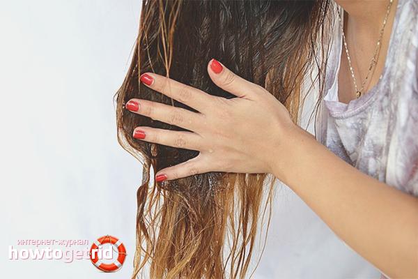 Как пользоваться репейным маслом для волос