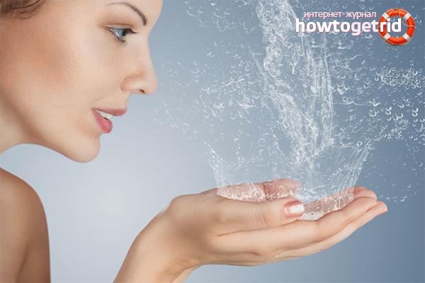Как сделать мицеллярную воду