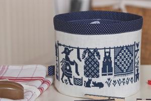 Как стирать вышивку крестиком