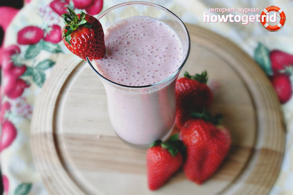 Как приготовить молочный коктейль в домашних условиях