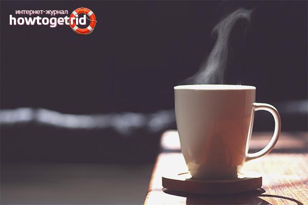 Кофе от сонливости