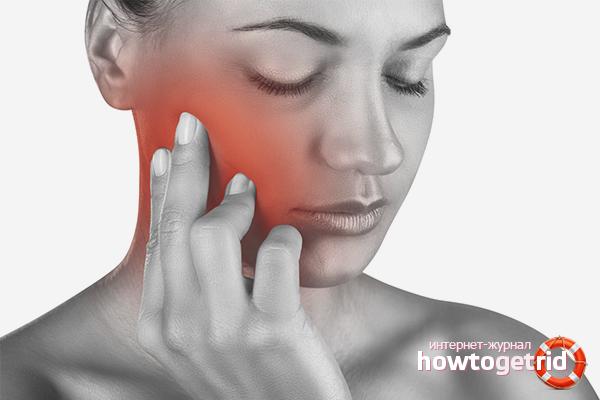 Как лечить воспаление тройничного нерва