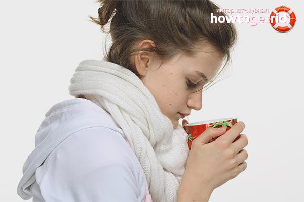 Как восстановить голос после простуды
