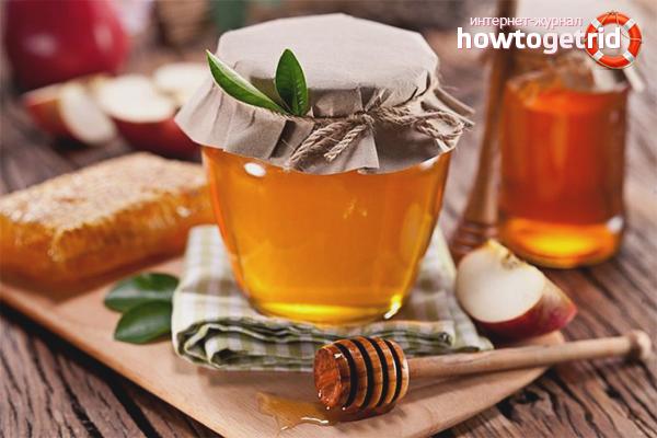 Как правильно принимать мед в лечебных целях
