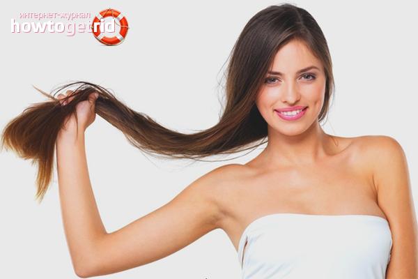 Народные рецепты для ускоренного роста волос