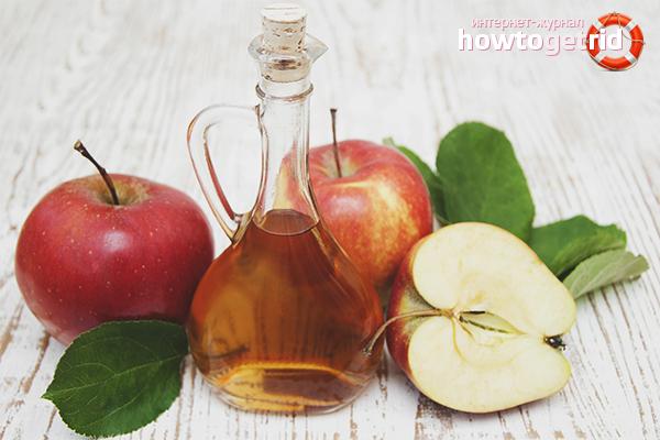 Выбор яблочного уксуса для похудения