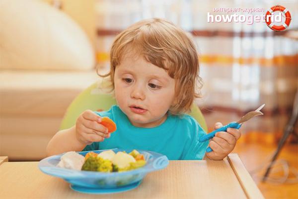 Что делать, если ребенок не хочет есть твердую пищу