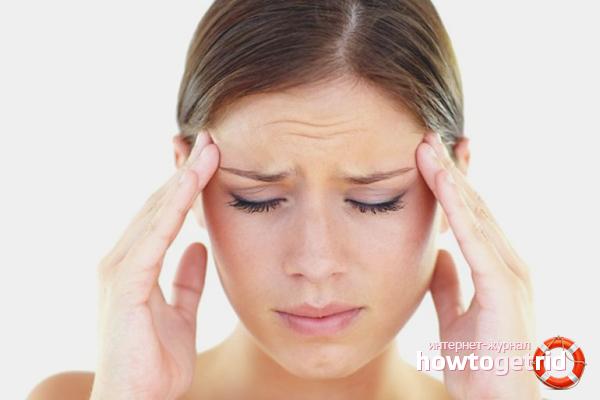 Как быстро снять головную боль без лекарств
