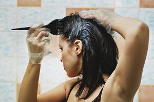 Как часто можно красить волосы краской