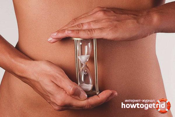Как нормализовать менструальный цикл