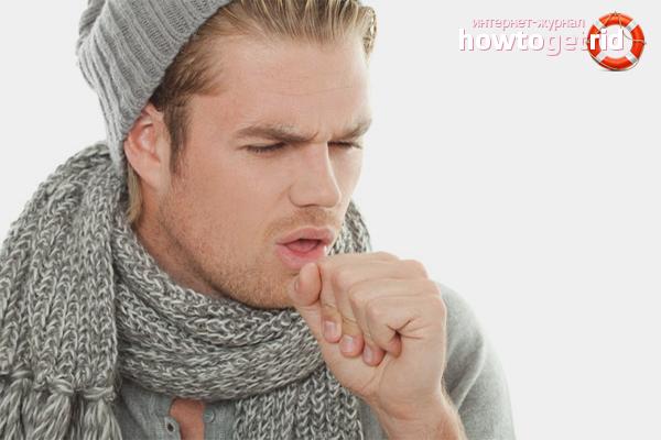 Как вылечить сухой кашель