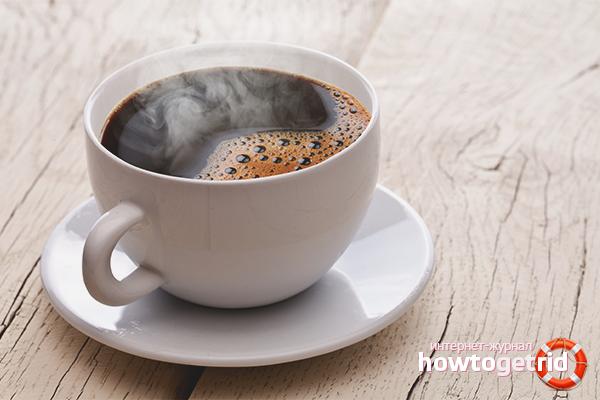 Кофе для понижения алкоголя
