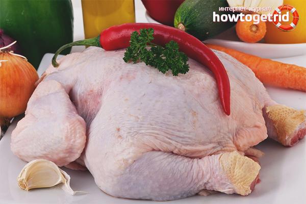 Как быстро разморозить курицу: 5 способов