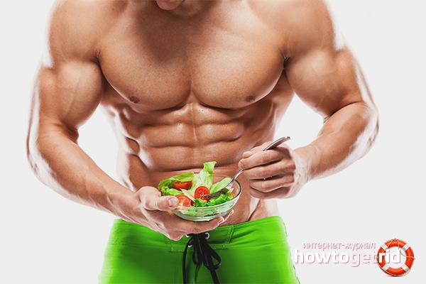 Питание для наращивания грудных мышц