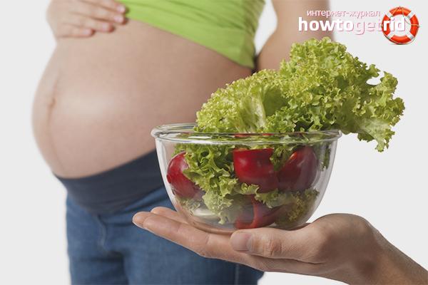 Питание для наступления беременности