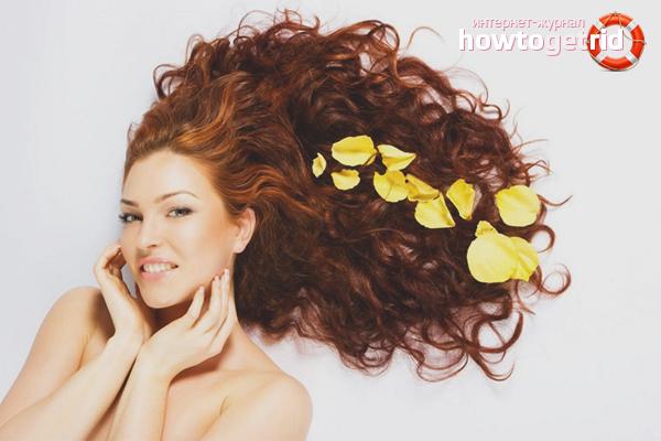 Восстановление волос народными способами