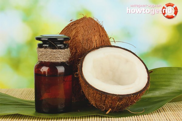 Как использовать кокосовое масло для лица