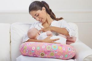 Как пользоваться подушкой для кормления