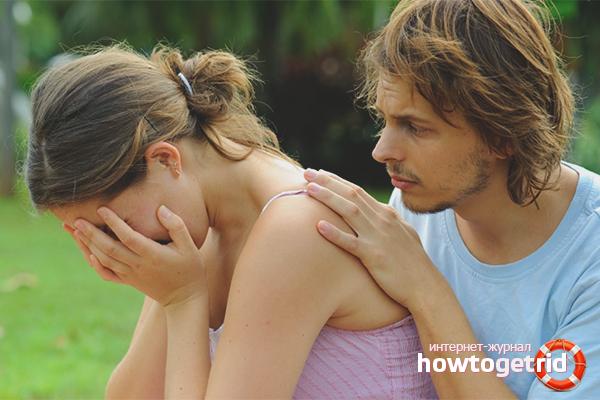 Как правильно расстаться с девушкой: 4 способа