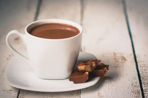 Как сделать горячий шоколад