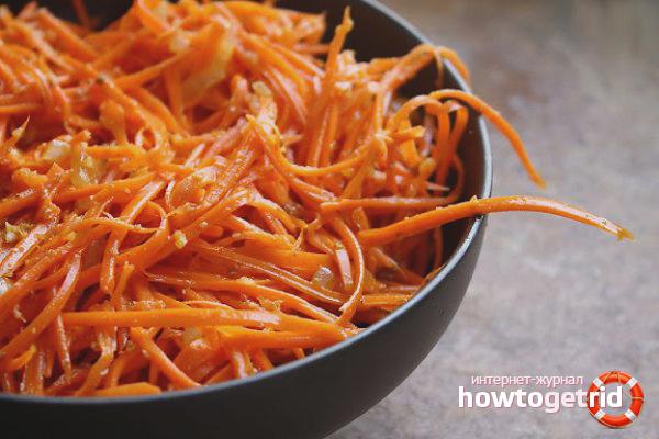 Как сделать морковь по корейски в домашних условиях