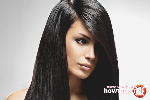 Восстановление поврежденных волос профессиональными средствами отзывы