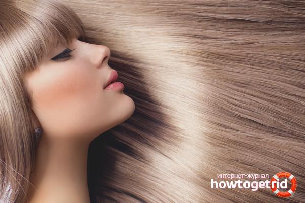Ламинирование тонких волос